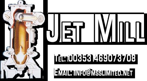 Jet Mill Milling Machines Logo